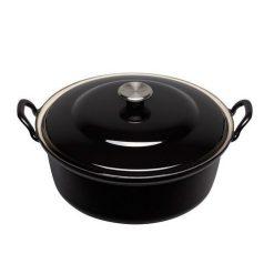 Faitout braadpan zwart