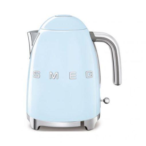 Smeg waterkoker pastelblauw